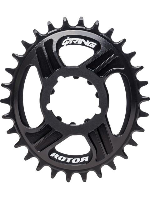 Rotor Q-Ring MTB SRAM - Platos - DM negro